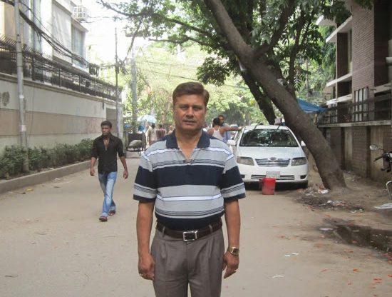 Mr. Gokarna Acharya