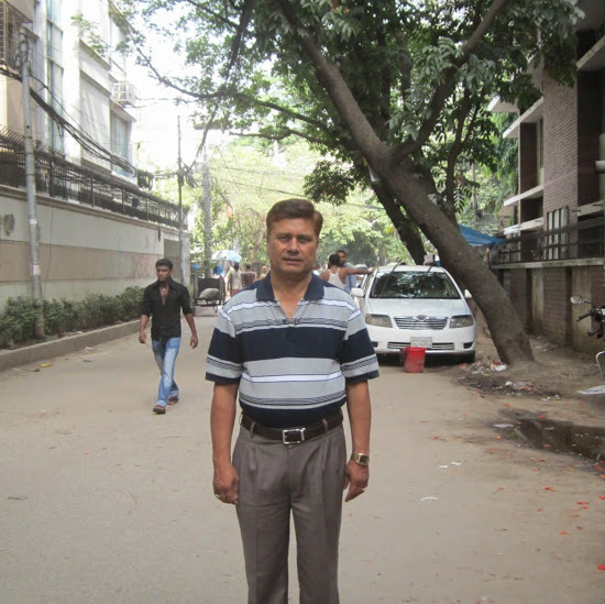 Mr. Gokarna Acharya : Vice-president