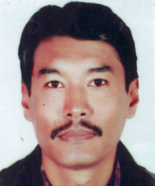 Mr. Ram Narayan Shrestha : Treasurer
