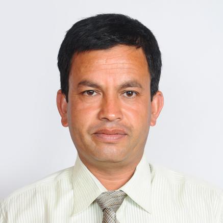 Mr. Raju Basnet : Member